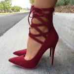 Topuklu Ayakkabı - Bayan Ayakkabı Modelleri - Stiletto (23)