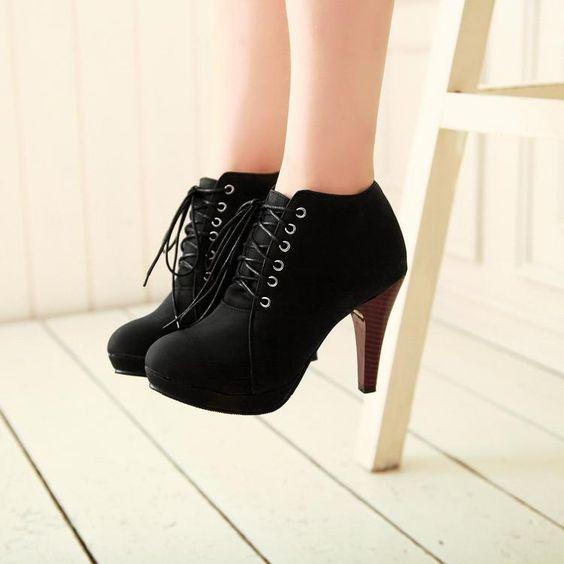 4119f6dfb224d Topuklu Ayakkabı - Bayan Ayakkabı Modelleri - Stiletto (24 ...