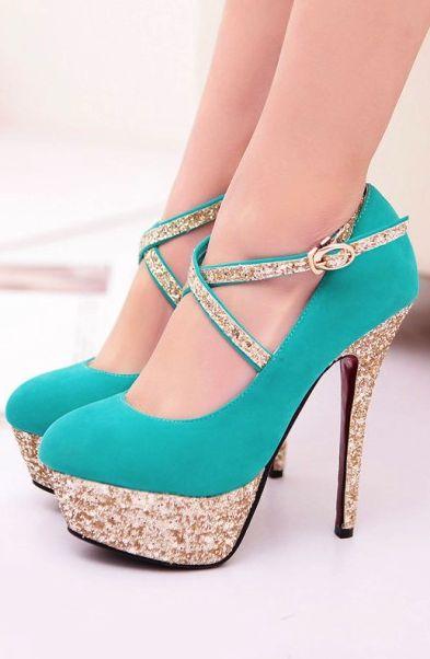 Topuklu Ayakkabı - Bayan Ayakkabı Modelleri - Stiletto (25)