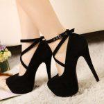 Topuklu Ayakkabı - Bayan Ayakkabı Modelleri - Stiletto (32)
