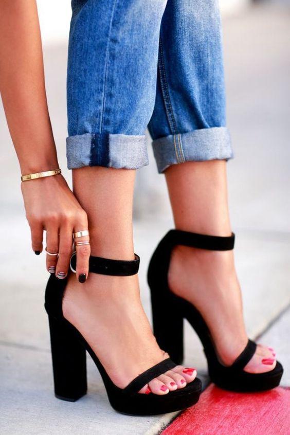 Topuklu Ayakkabı - Bayan Ayakkabı Modelleri - Stiletto (35)