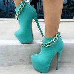 Topuklu Ayakkabı - Bayan Ayakkabı Modelleri - Stiletto (40)