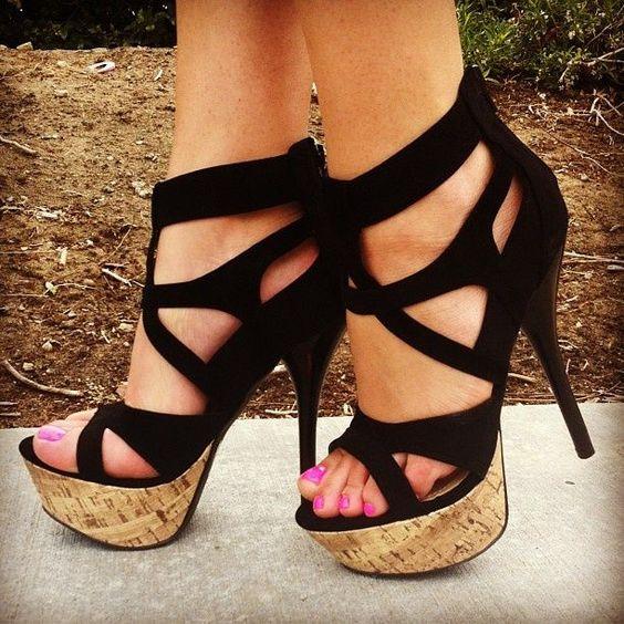 Topuklu Ayakkabı - Bayan Ayakkabı Modelleri - Stiletto (45)