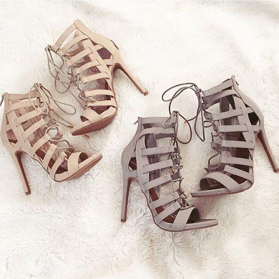Topuklu Ayakkabı - Bayan Ayakkabı Modelleri - Stiletto (54)