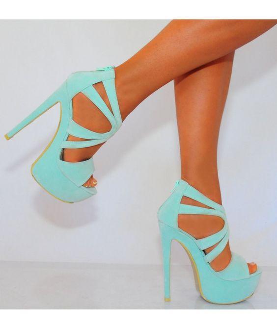 Topuklu Ayakkabı - Bayan Ayakkabı Modelleri - Stiletto (61)