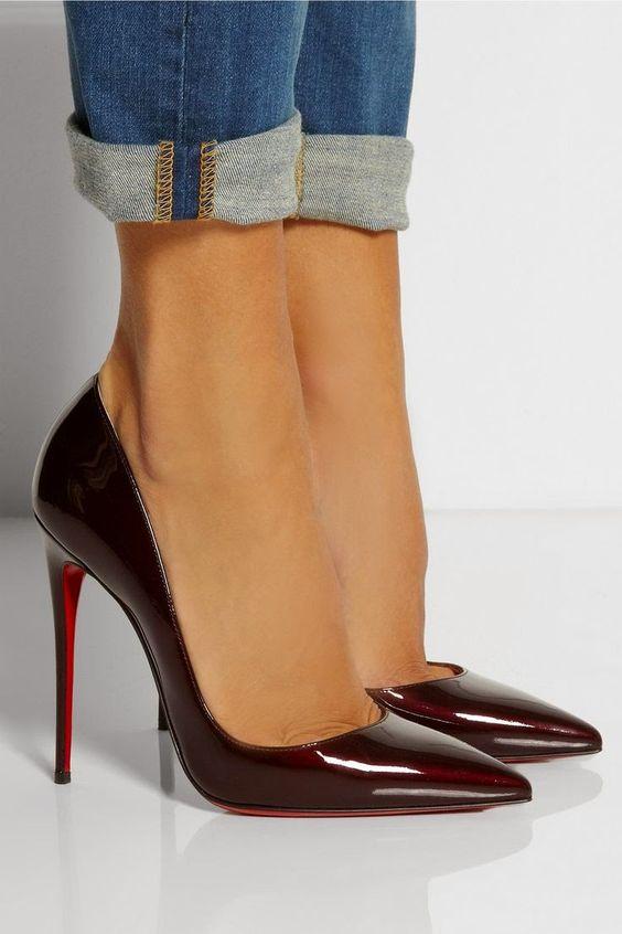 Topuklu Ayakkabı - Bayan Ayakkabı Modelleri - Stiletto (63)