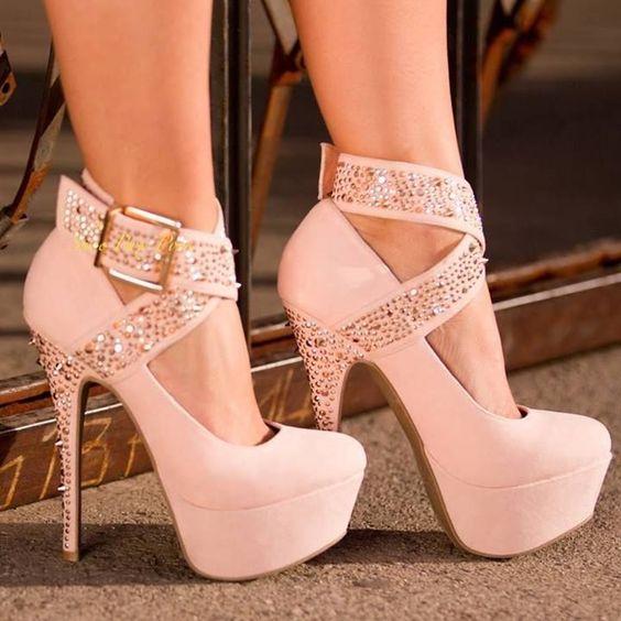 Topuklu Ayakkabı - Bayan Ayakkabı Modelleri - Stiletto (64)