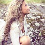 Birbiriınde Güzel Saç Örgü Modelleri - Örgülü Saç Modelleri-Saç Örgüsü