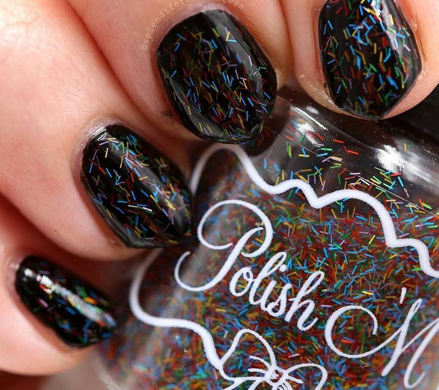 black nail art-nails-nailart-nail art-nail art designs-nail designs-oje desenleri (16)