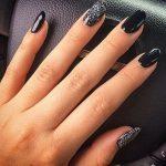 black nail art-nails-nailart-nail art-nail art designs-nail designs-oje desenleri (22)