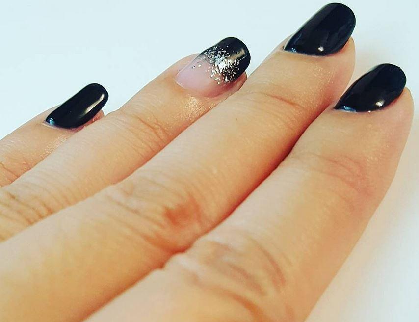 black nail art-nails-nailart-nail art-nail art designs-nail designs-oje desenleri (26)