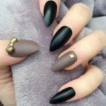 black nail art-nails-nailart-nail art-nail art designs-nail designs-oje desenleri (28)