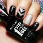 black nail art-nails-nailart-nail art-nail art designs-nail designs-oje desenleri (7)