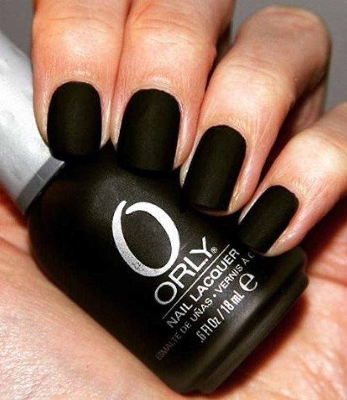 black nail art-nails-nailart-nail art-nail art designs-nail designs-oje desenleri (8)