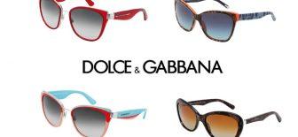 Dolce Gabbana En Güzel Bayan Güneş Gözlüğü Modelleri