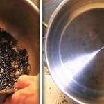 Dibi tutan tava, tencere gibi mutfak gereçlerine akşamdan karbonat döküp sıcak su ilave edip bir gece bekletirseniz, sabah daha kolay temizleyebildiğinizi göreceksiniz