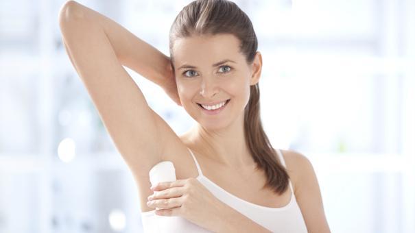İngiliz karbonatını deodorant olarak da kullanabilirsiniz
