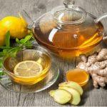 Ağrı kesici Zencefil çayı Tamam, kabul ediyoruz