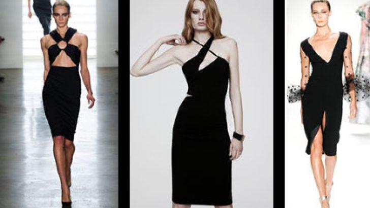 Modanın En Asil Hali: Siyah Abiye Elbise Modelleri