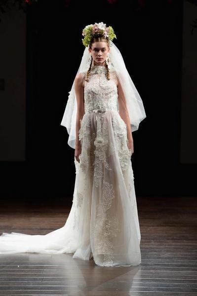 Naeem Khan En Yeni  Gelinlik Modelleri - Bridal Dresses