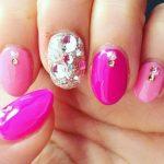 red nail art-white nail art-nail art-nail art designs-nailart-nails (1)