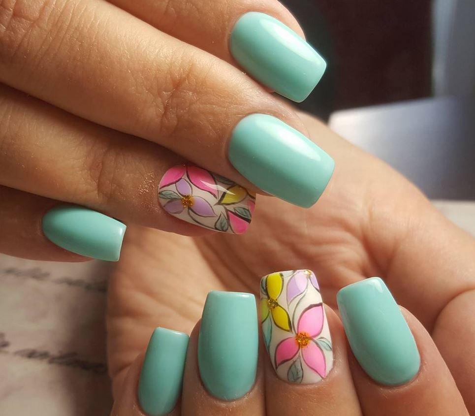 red nail art-white nail art-nail art-nail art designs-nailart-nails (12)