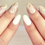 red nail art-white nail art-nail art-nail art designs-nailart-nails (13)