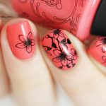 red nail art-white nail art-nail art-nail art designs-nailart-nails (2)