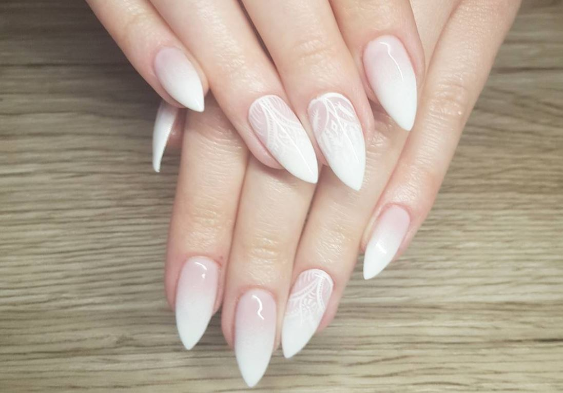 red nail art-white nail art-nail art-nail art designs-nailart-nails (27)