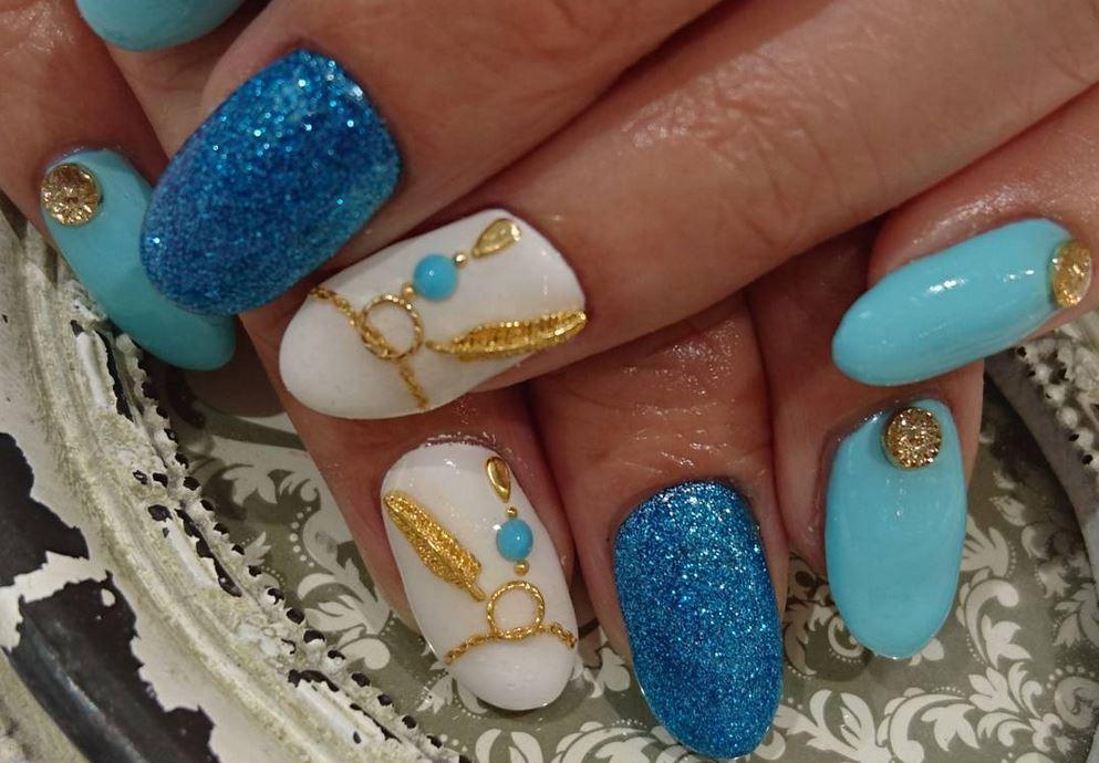 red nail art-white nail art-nail art-nail art designs-nailart-nails (28)