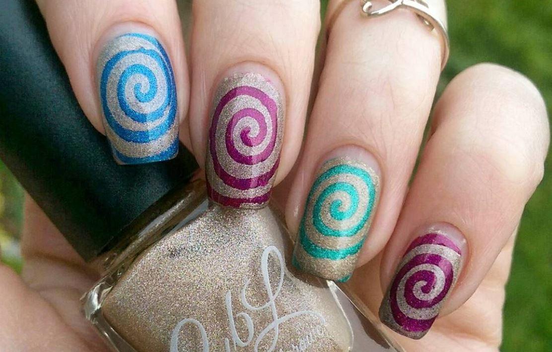 red nail art-white nail art-nail art-nail art designs-nailart-nails (32)