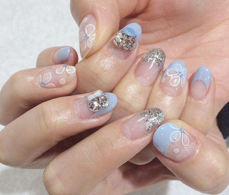red nail art-white nail art-nail art-nail art designs-nailart-nails (34)