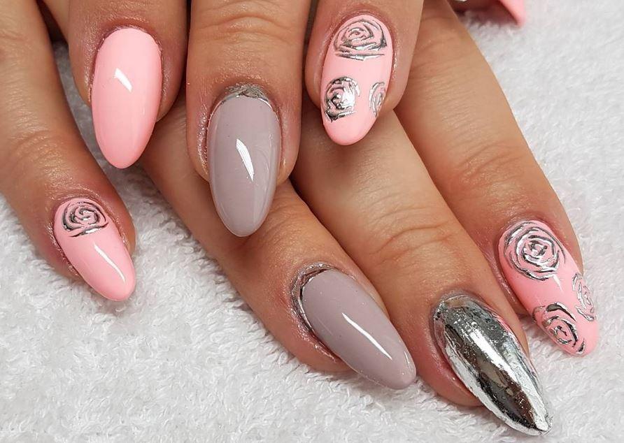 red nail art-white nail art-nail art-nail art designs-nailart-nails (37)