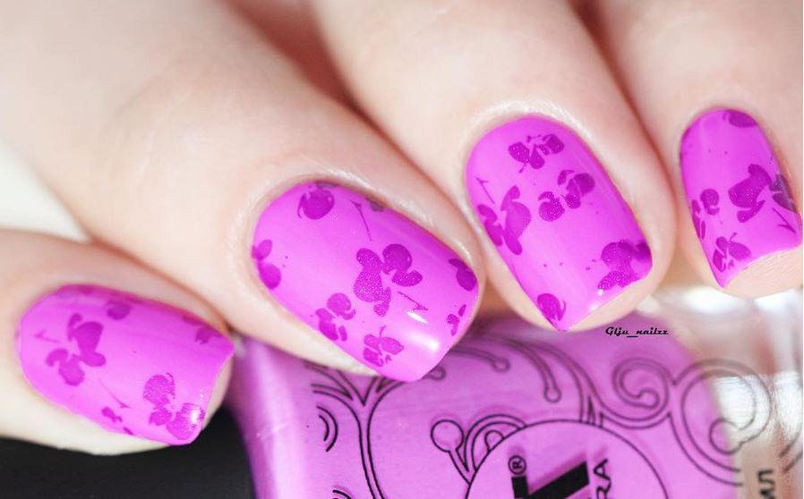 red nail art-white nail art-nail art-nail art designs-nailart-nails (38)