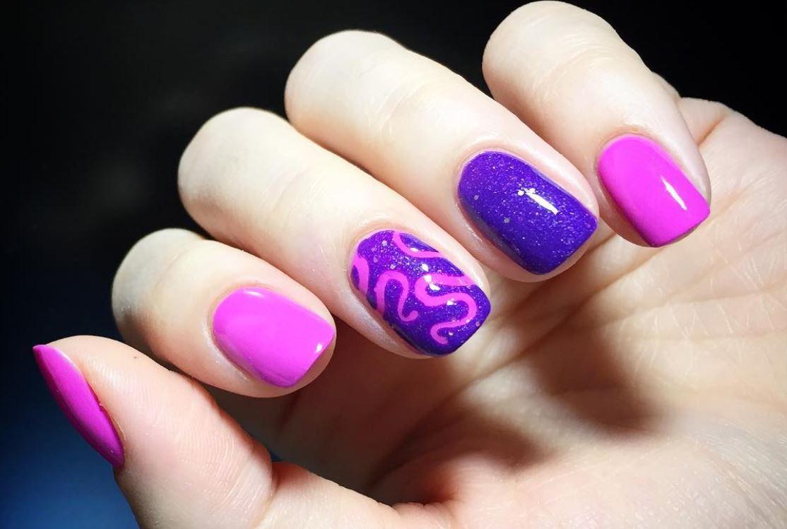 red nail art-white nail art-nail art-nail art designs-nailart-nails (51)