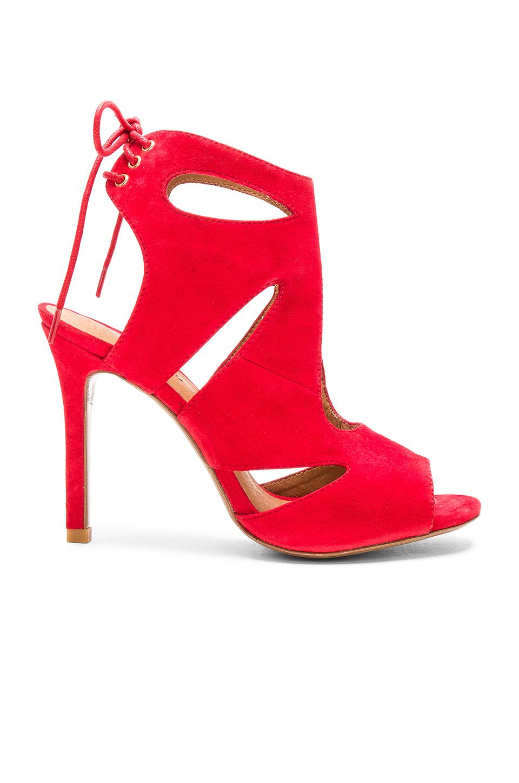 En Şık Kırmızı Topuklu Ayakkabı Stiletto Modelleri