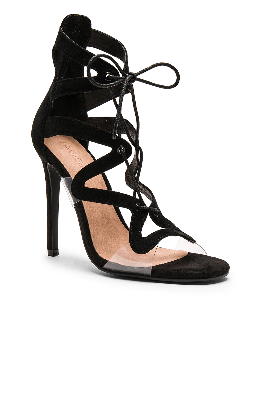 En Şık Siyah Topuklu Ayakkabı Stiletto Modelleri