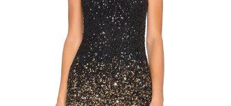 Payetli Gece Elbise Modelleri