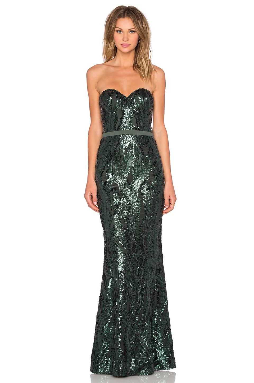 Işıl Işıl payetli Abiye elbise modelleri (3)