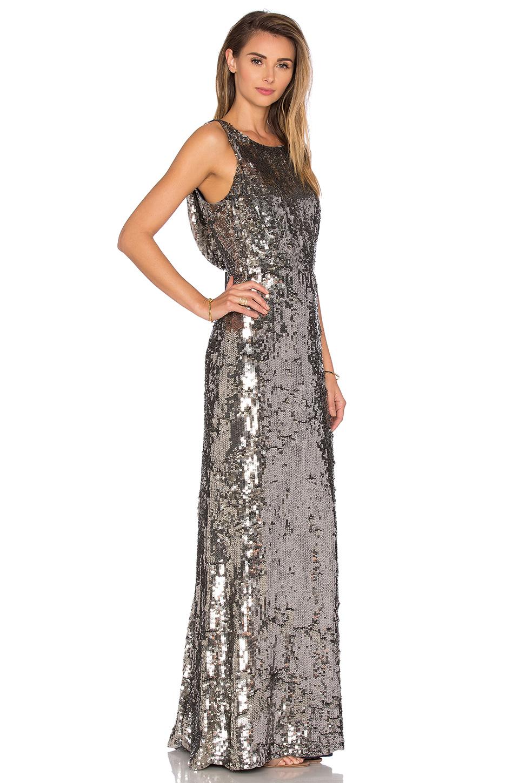 Işıl Işıl payetli Abiye elbise modelleri (7)