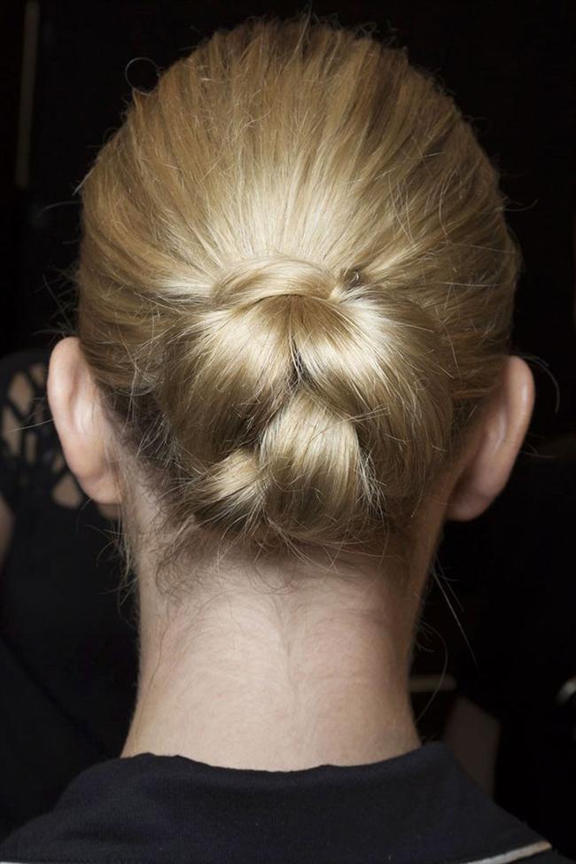 Abiye Topuz Saç Modelleri - Abiye Saç Modelleri