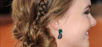 Abiye İçin Topuz Saç Modelleri – Abiye Saç Modelleri