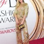2016 CFDA Moda ödülleri Kırmızı Halı Elbiseleri; ELSA HOSK