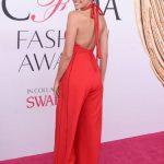 2016 CFDA Moda ödülleri Kırmızı Halı Elbiseleri; IRINA SHAYK