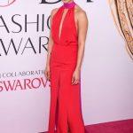 2016 CFDA Moda ödülleri Kırmızı Halı Elbiseleri; JAMIE CHUNG