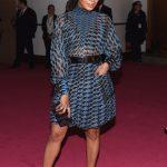 2016 CFDA Moda ödülleri Kırmızı Halı Elbiseleri; LA LA ANTHONY