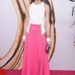 2016 CFDA Moda ödülleri Kırmızı Halı Elbiseleri; OLIVIA PALERMO