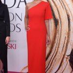 2016 CFDA Moda ödülleri Kırmızı Halı Elbiseleri; RACHEL ROY