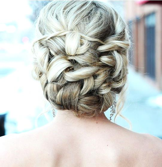 Abiye Saç Modelleri - Prom-Hairstyles-for-Long-Hair-Romantic-Updos