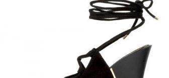 Yazlık Rahat Dolgu Topuk Ayakkabı Modelleri